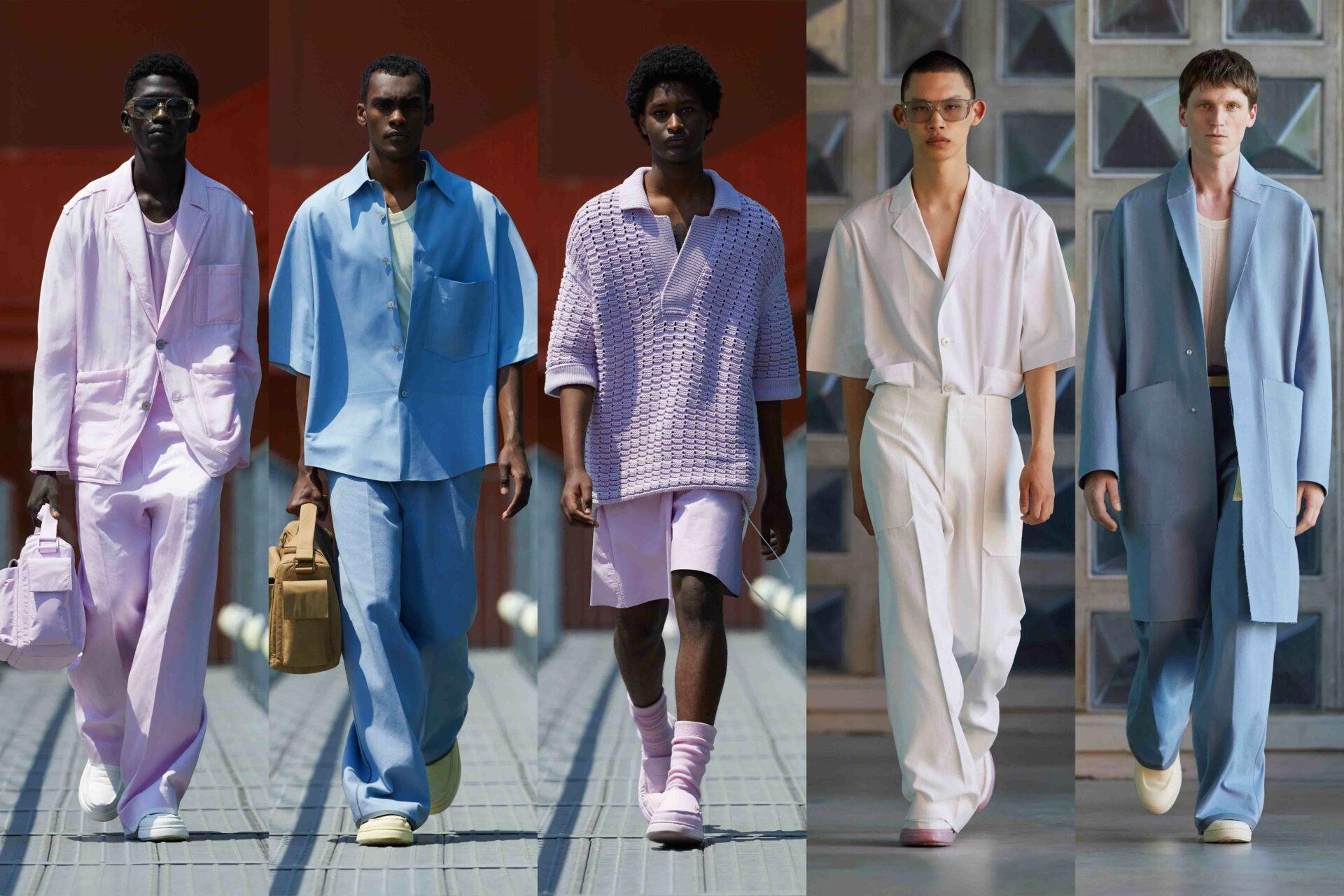 Milan Men's Fashion Week Highlights: Zegna SS22