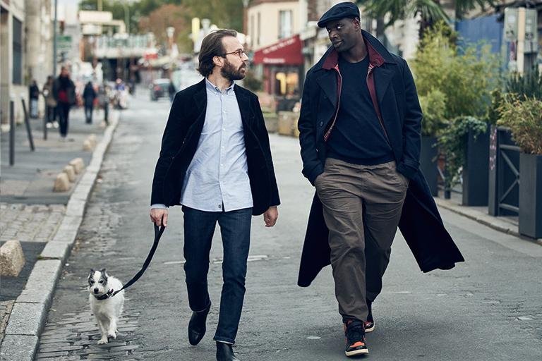Netflix's Lupin: Omar Sy im Air Jordan 1 Mid Yellow Toe