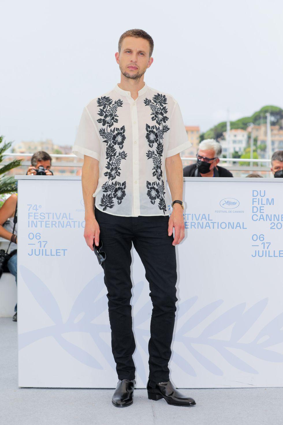 Die besten Outfits vom Cannes Film Festival 2021: Anders Danielsen