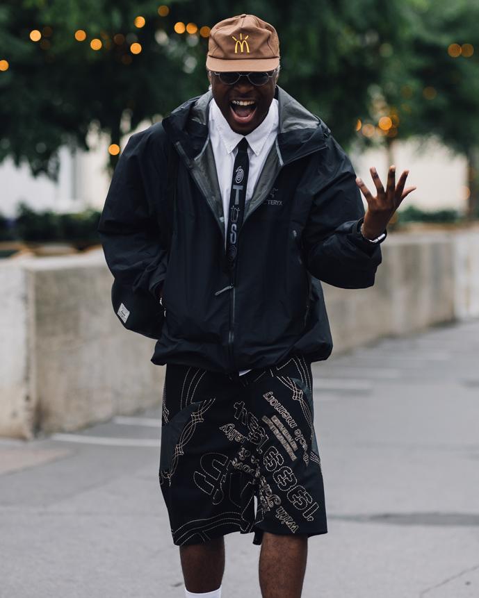 Paris Fashion Week Street Style Outfits 2021