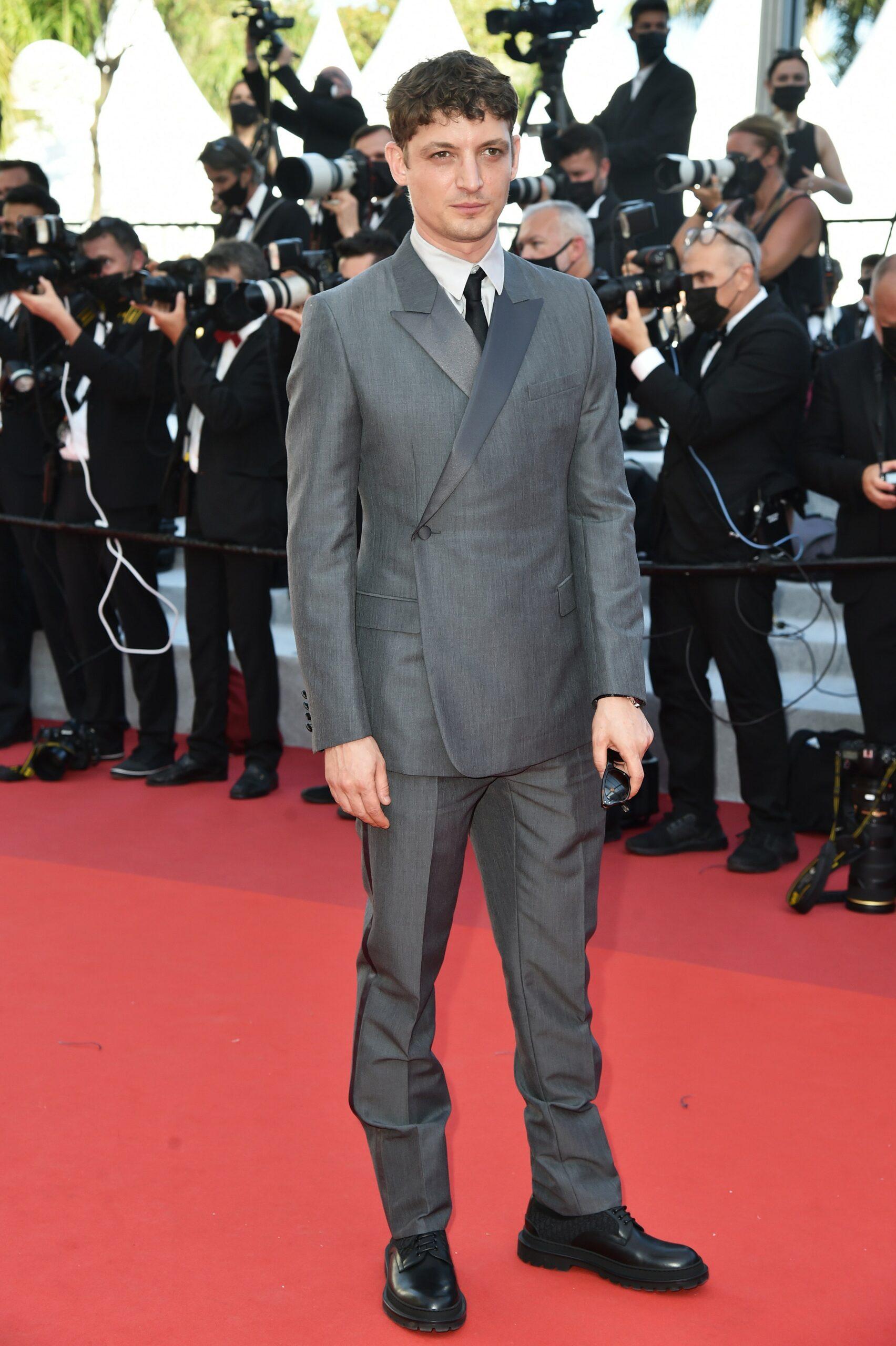 Die besten Outfits vom Cannes Film Festival 2021: Niels Schneider
