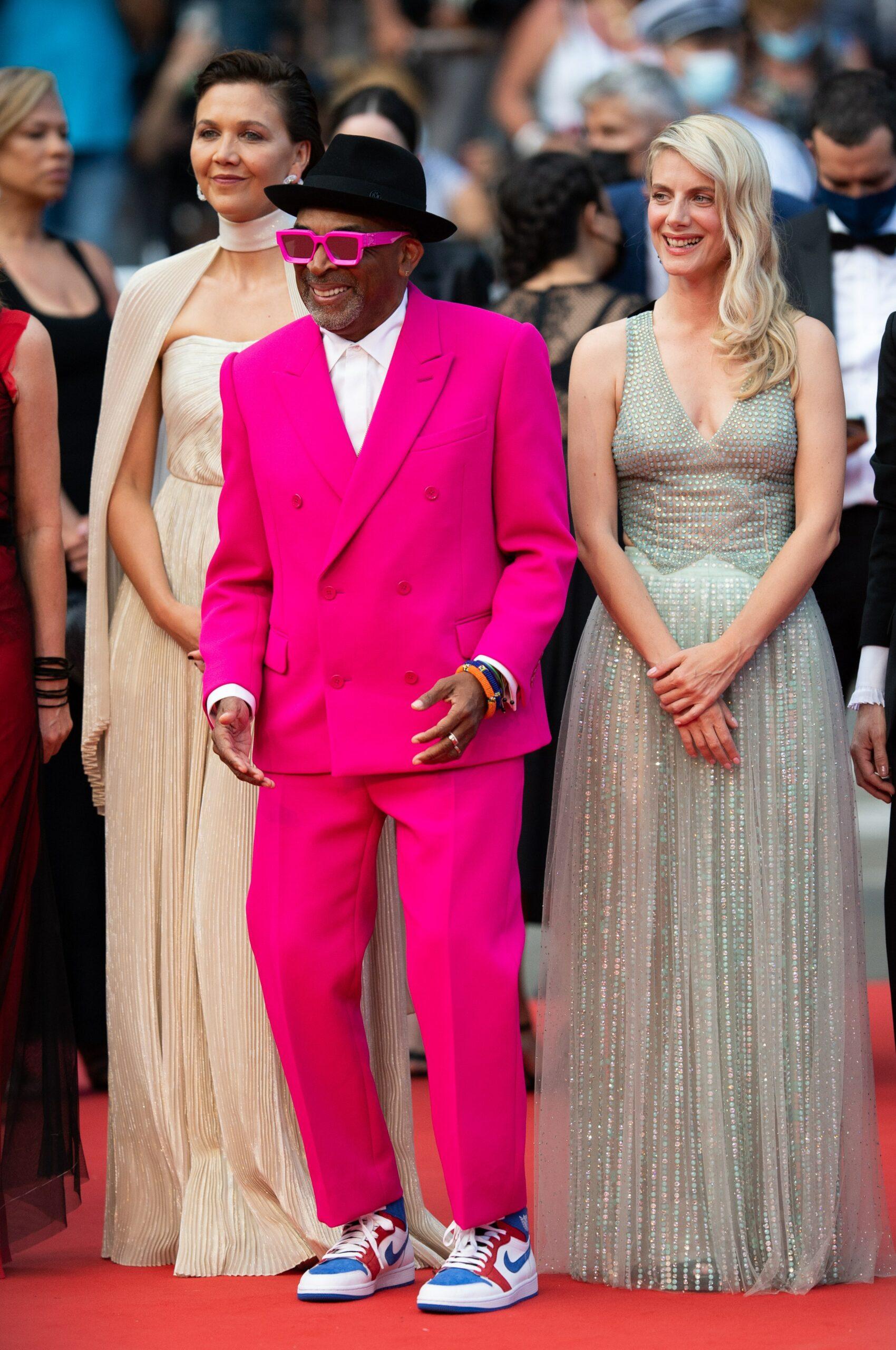 Die besten Outfits vom Cannes Film Festival 2021: Spike Lee