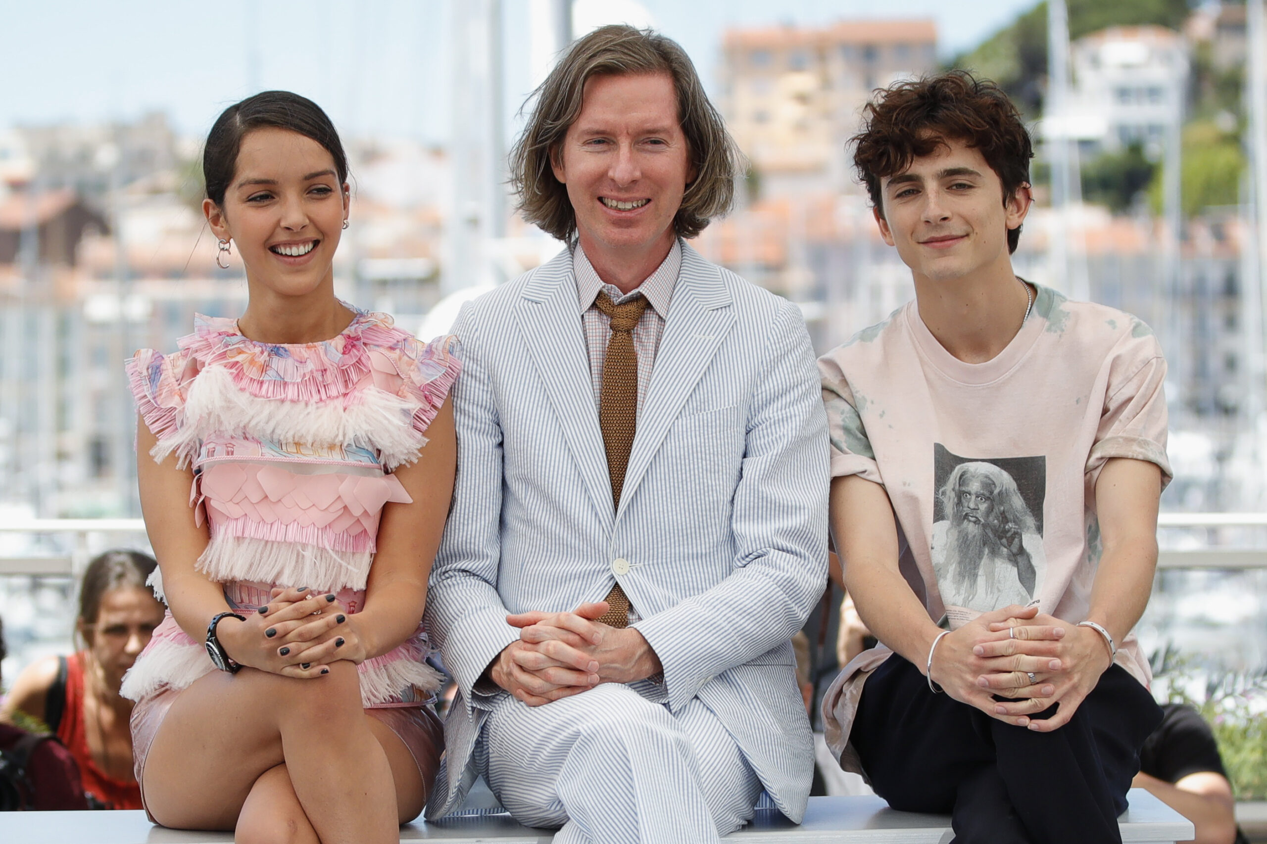 Die besten Outfits vom Cannes Film Festival 2021: Wes Anderson