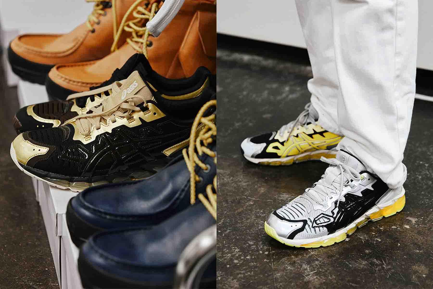 Die besten Sneaker Collaborations 2021: Asics X GMBH
