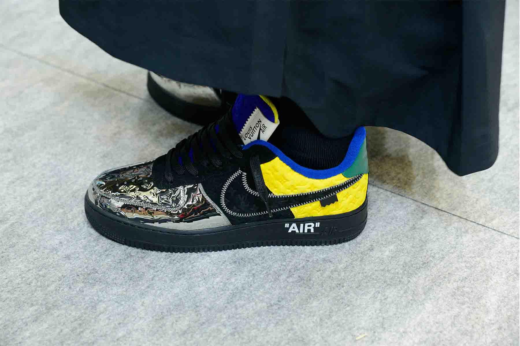 Die besten Sneaker Collaborations 2021: Nike X Louis Vuitton