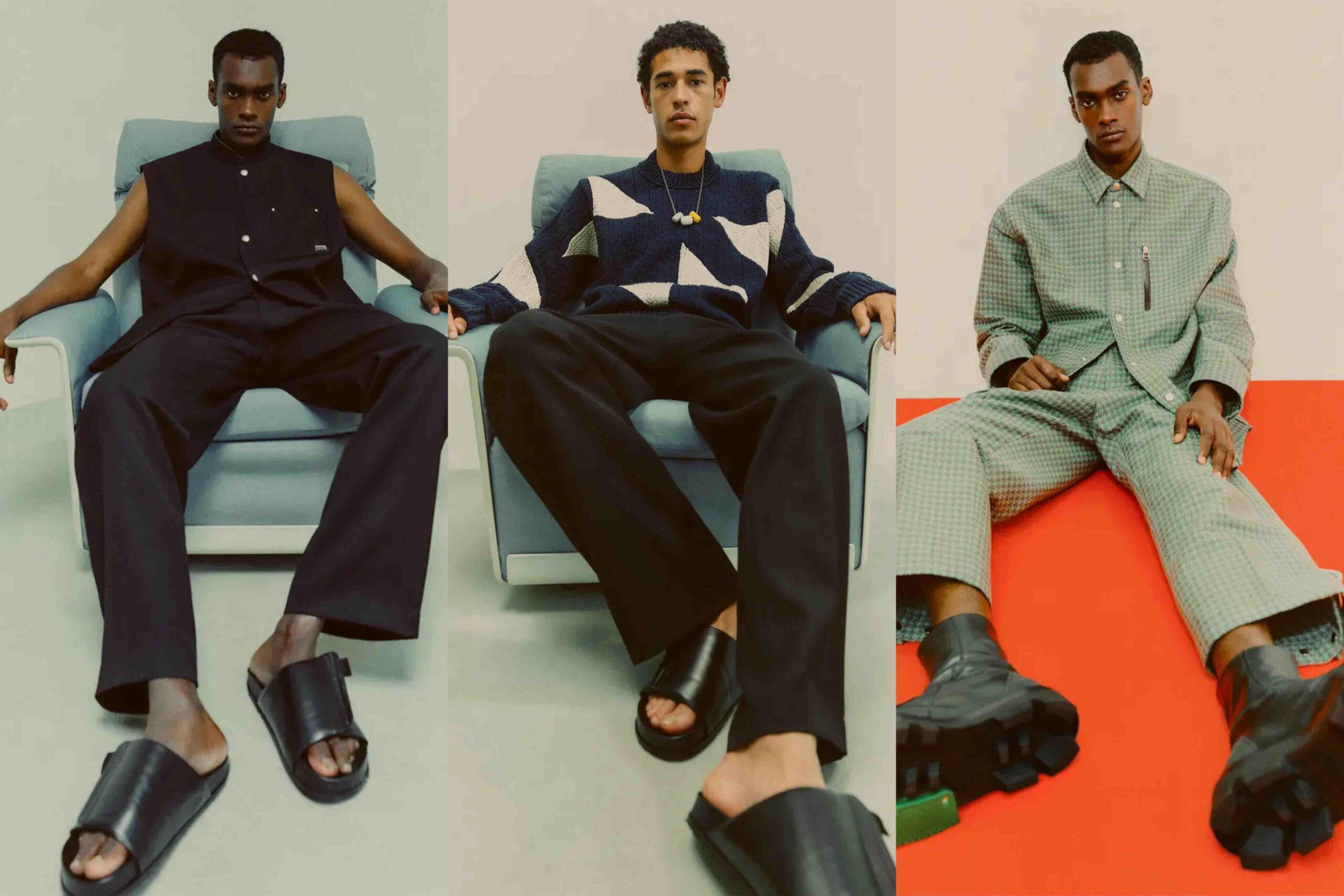 Paris Fashion Week Men's SS22 Highlights: The Row