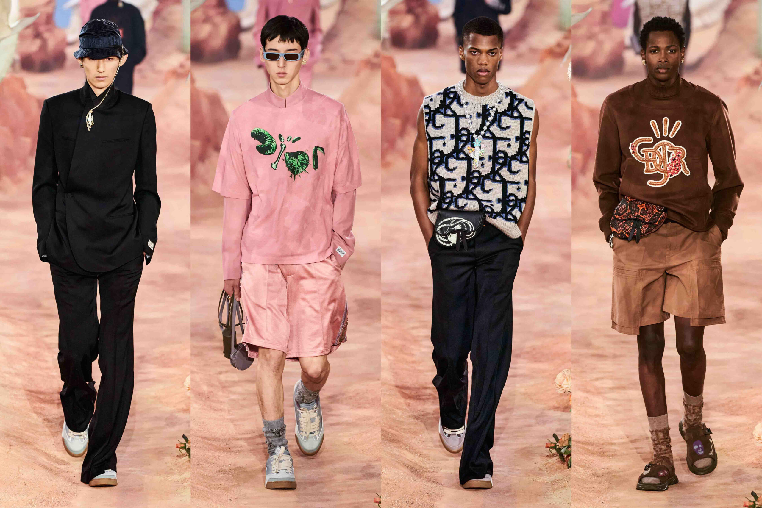 Paris Fashion Week Men's SS22 Highlights: Dior