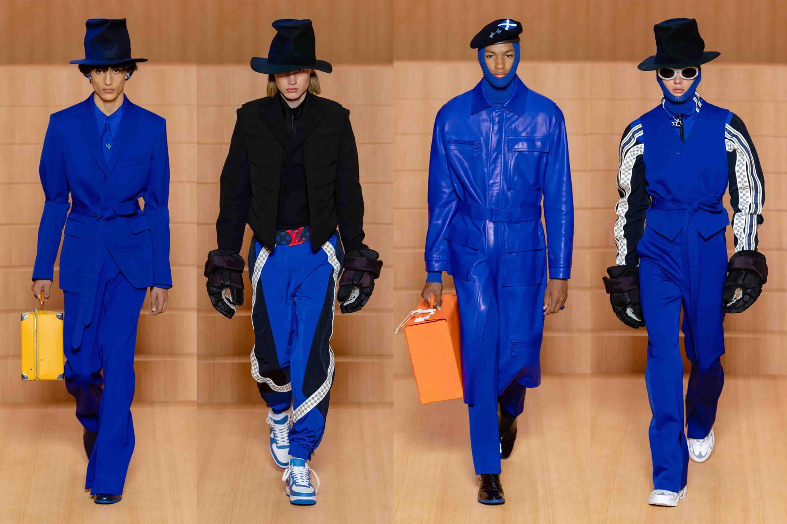 Paris Fashion Week Men's SS22 Highlights: Louis Vuitton