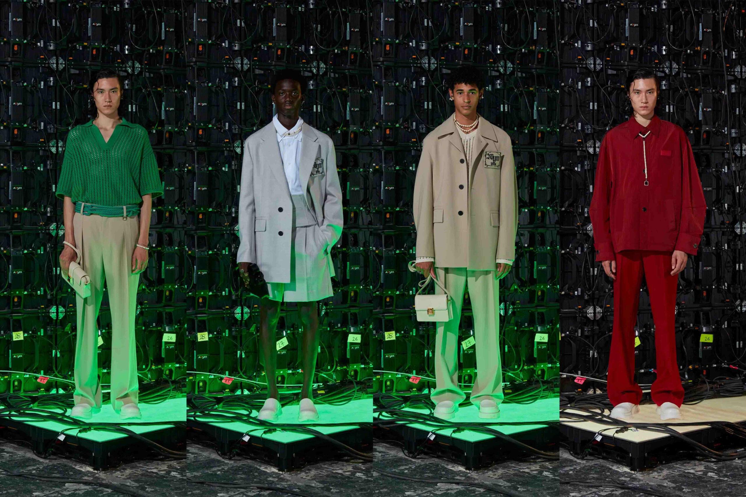 Paris Fashion Week Men's SS22 Highlights: Wooyoungmi